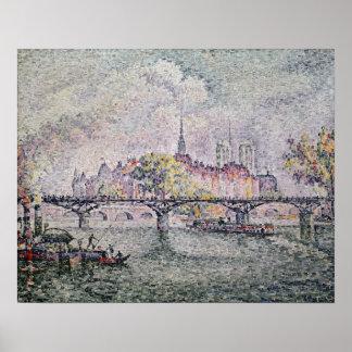 Ile de la Cite, Paris, 1912 Poster