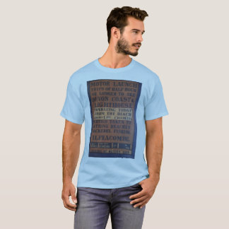 Ilfracombe Launch Boat Trips T-Shirt