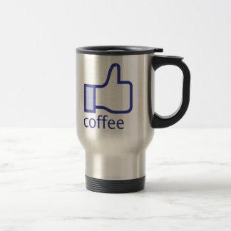 ilike coffee travel mug