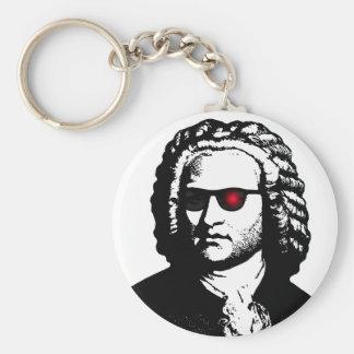 I'll Be Bach Key Ring