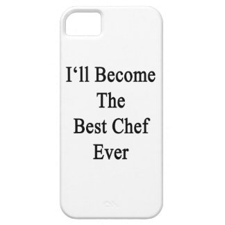 I'll Become The Best Chef Ever iPhone 5 Cases