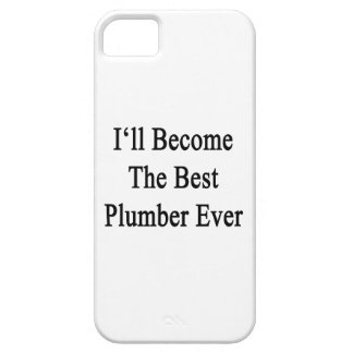 I'll Become The Best Plumber Ever Cover For iPhone 5/5S