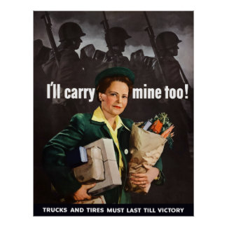 I'll Carry Mine Too! Poster