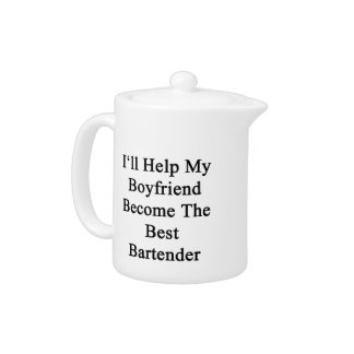 I'll Help My Boyfriend Become The Best Bartender