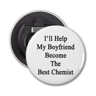 I'll Help My Boyfriend Become The Best Chemist
