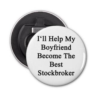 I'll Help My Boyfriend Become The Best Stockbroker