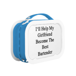 I'll Help My Girlfriend Become The Best Bartender. Lunch Box