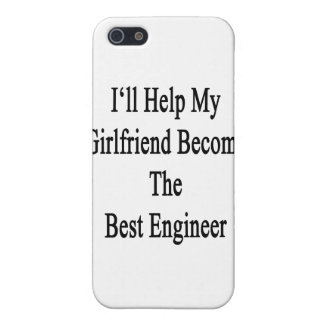 I'll Help My Girlfriend Become The Best Engineer iPhone 5/5S Cover