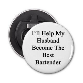 I'll Help My Husband Become The Best Bartender