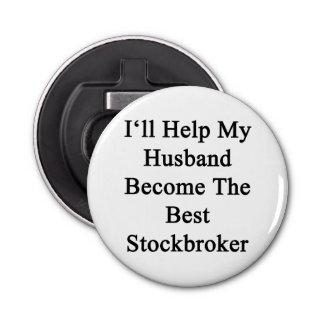 I'll Help My Husband Become The Best Stockbroker