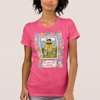 I'll love you forever, Little miss muffet T-Shirt