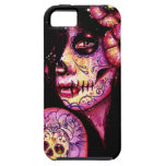 I'll Never Forget Day of the Dead Girl Case For The iPhone 5