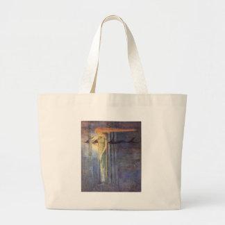 Ill Omen  ( 1893 ) Tote Bags