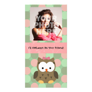 I'll OWLways be Your Friend Card