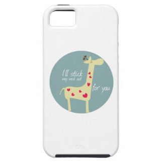 I'll stick my neck out for you iPhone 5/5S cases