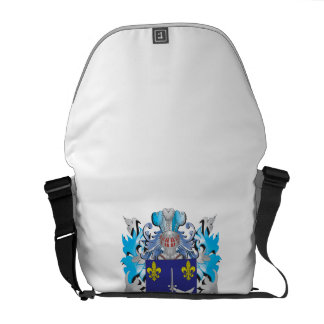 Illes Coat of Arms - Family Crest Courier Bags