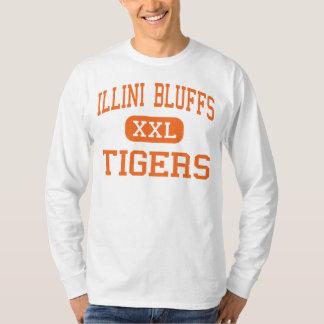 Illini Bluffs - Tigers - High - Glasford Illinois T-Shirt