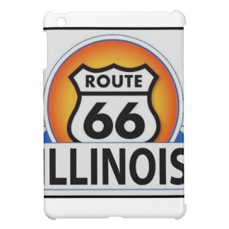 ILLINOIS66 iPad MINI CASES