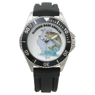 ILLINOIS BASS ANGLER WATCH