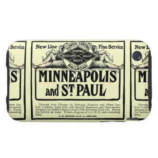 Illinois Central Railroad Vintage iPhone 3G Case