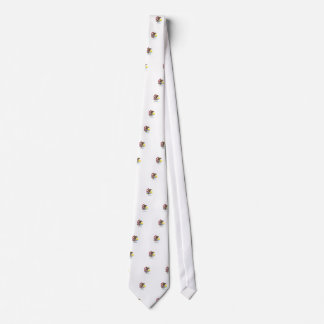 Illinois Flag Tie