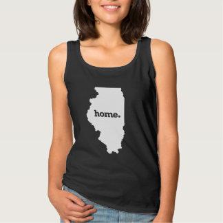 Illinois Home Basic Tank Top