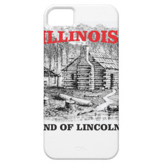 Illinois land of Lincoln Barely There iPhone 5 Case