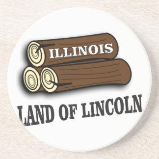 Illinois logs of Lincoln Coaster