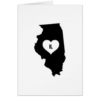 Illinois Love Card