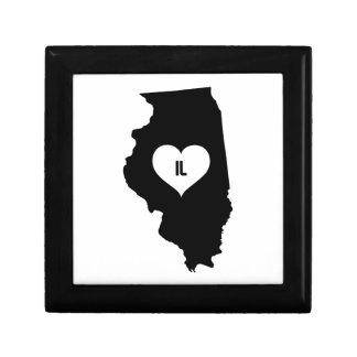 Illinois Love Gift Box