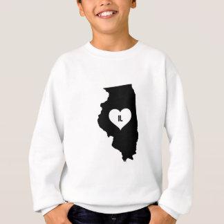 Illinois Love Sweatshirt