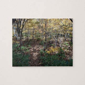 Illinois Nature Scene Jigsaw Puzzle