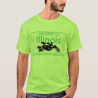 Illinois Roadkill T-Shirt