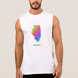 Illinois Sleeveless Shirt