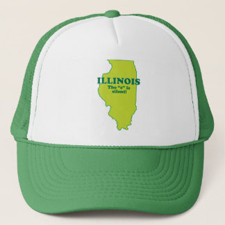Illinois Trucker Hat
