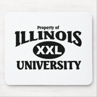 Illinois University Mouse Pad