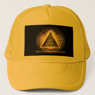 ILLUMINAATI TRUCKER HAT
