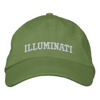 ILLUMINATE EMBROIDERED HAT
