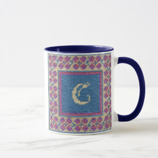 Illuminated C Mug