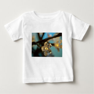Illuminated Cherry Blossom Baby T-Shirt