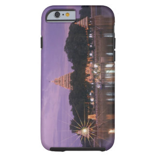 Illuminated Mariamman Teppakulam tank, Madurai, Tough iPhone 6 Case