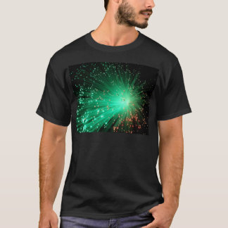 Illuminated Optical Fibers T-Shirt