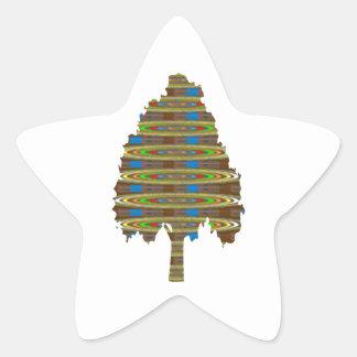 ILLUMINATED Revolving Tree: Graphic Art  LOWPRICE Sticker