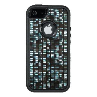 Illuminated windows pattern OtterBox iPhone 5/5s/SE case