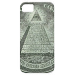 Illuminati - All seeing eye iPhone 5 Cases