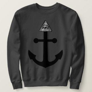 Illuminati Anchor Sweatshirt