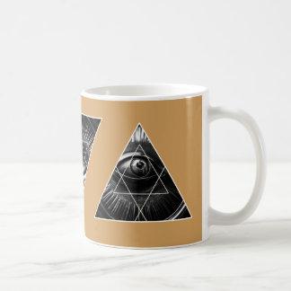 Illuminati Art Coffee Mug