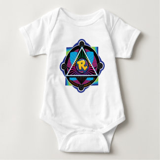 illuminati by Reduced Break Baby Bodysuit