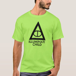 illuminati child T-Shirt