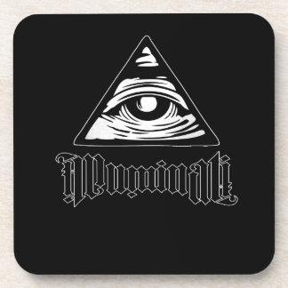 Illuminati Coaster